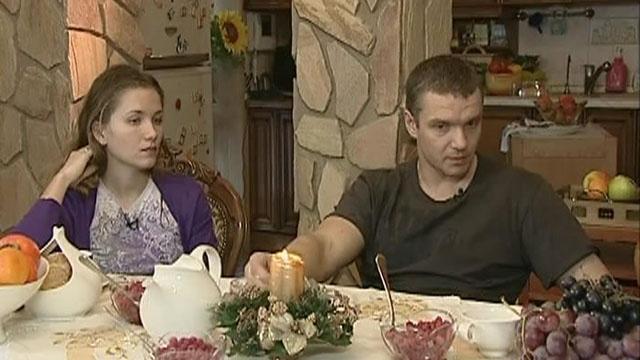епифанцев владимир с женой фото